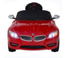 Фото электромобиля Rastar BMW Z4 Red вид спереди