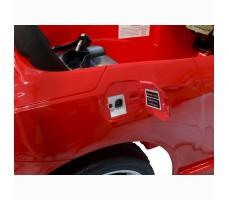 Фото бензобака электромобиля Rastar BMW Z4 Red