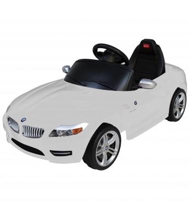 Электромобиль Rastar BMW Z4 белый | Купить, цена, отзывы