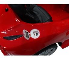 Фото  бензобака электромобиля Rastar Ferrari F12 Red