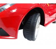 Фото колеса электромобиля Rastar Ferrari F12 Red