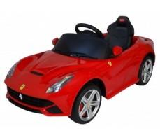 Электромобиль Rastar Ferrari F12 Red (р/у)