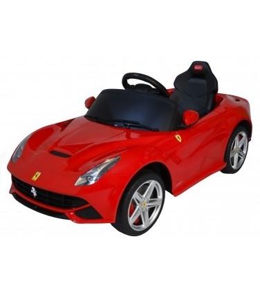 Электромобиль Rastar Ferrari F12 красный | Купить, цена, отзывы