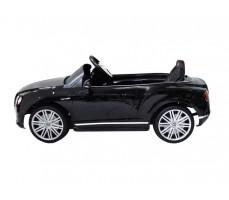 Фото электромобиля Rastar Bently Continental GT Black вид сбоку