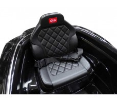 Фото сиденья электромобиля Rastar Bently Continental GT Black