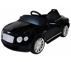 Электромобиль Rastar Bently Continental GT Black (р/у)