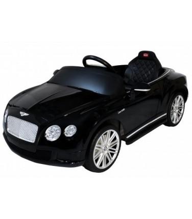Электромобиль Rastar Bently Continental GT черный | Купить, цена, отзывы