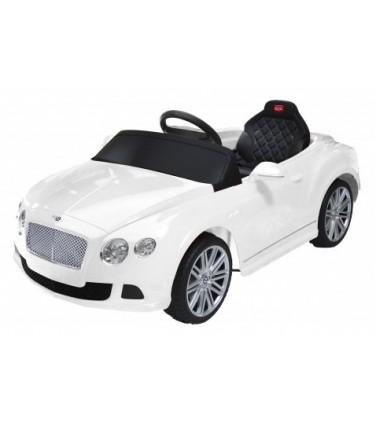 Электромобиль Rastar Bently Continental GT белый | Купить, цена, отзывы