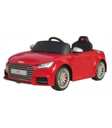 Электромобиль Rastar Audi TTS Roadster красный | Купить, цена, отзывы