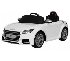 Электромобиль Rastar Audi TTS Roadster White (р/у)