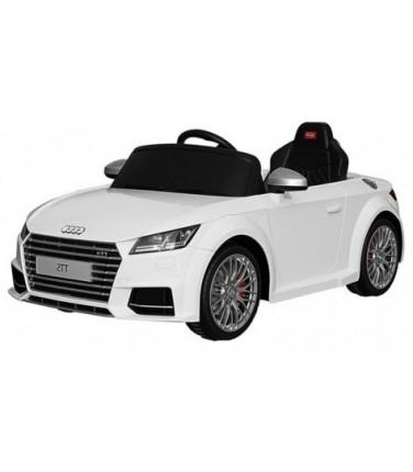 Электромобиль Rastar Audi TTS Roadster белый | Купить, цена, отзывы