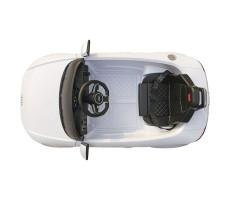 Фото электромобиля Rastar Audi TTS Roadster White вид сверху