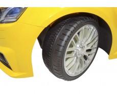Фото колеса электромобиля Rastar Audi TTS Roadster Yellow