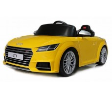 Электромобиль Rastar Audi TTS Roadster Yellow (р/у)