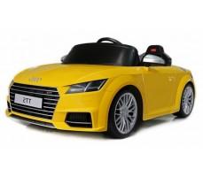 Электромобиль Rastar Audi TTS Roadster Yellow (р/у)