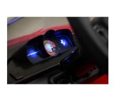 фото панель приборов Детский электромобиль Rastar Ferrari LaFerrari Red