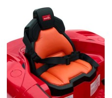 фото сидение Детский электромобиль Rastar Ferrari LaFerrari Red