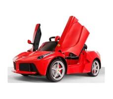 Детский электромобиль Rastar Ferrari LaFerrari Red