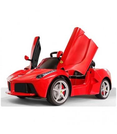 Детский электромобиль Rastar Ferrari LaFerrari Red | Купить, цена, отзывы