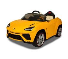 Детский электромобиль Rastar Lamborghini Urus Yellow