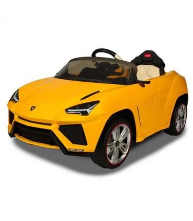 Детский электромобиль Rastar Lamborghini Urus Yellow | Купить, цена, отзывы