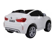 фото Электромобиль BMW-X6-M-JJ2168 White