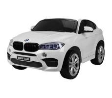 Электромобиль BMW-X6-M-JJ2168 White