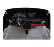 фото руль  Электромобиль BMW-X6-M-JJ2168 White