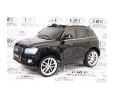 Электромобиль River Toys AUDI Q5 Black