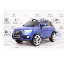 Электромобиль River Toys AUDI Q5 Blue