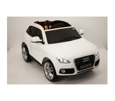 Электромобиль River Toys AUDI Q5 White