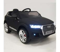 Детский электромобиль RiverToys Audi Q7 Quattro Black