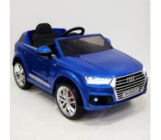 Детский электромобиль RiverToys Audi Q7 Quattro Blue