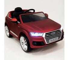 Детский электромобиль RiverToys Audi Q7 Quattro Red