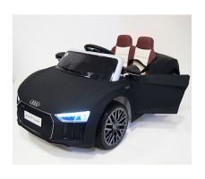 Детский электромобиль RiverToys Audi R8 Black
