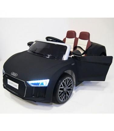 Детский электромобиль RiverToys Audi R8 Black | Купить, цена, отзывы