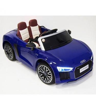 Детский электромобиль RiverToys Audi R8 Blue   Купить, цена, отзывы