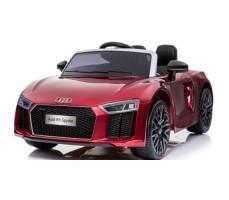 Детский электромобиль RiverToys Audi R8 Cherry