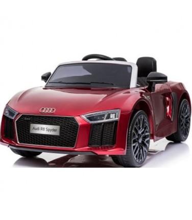 Детский электромобиль RiverToys Audi R8 Cherry | Купить, цена, отзывы