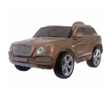 Электромобиль BENTLEY-BENTAYGA-JJ2158 Brown