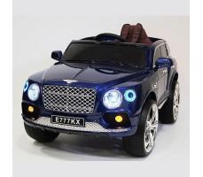 Детский электромобиль RiverToys Bentley E777KX Blue
