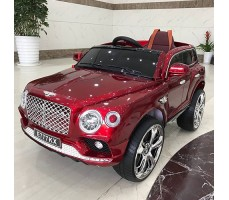 Электромобиль BENTLEY-BENTAYGA-JJ2158 Red