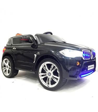 Детский электромобиль RiverToys BMW E002KX Black | Купить, цена, отзывы