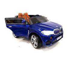 Детский электромобиль RiverToys BMW E002KX Blue