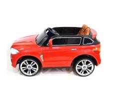 фото детского электромобиля RiverToys BMW E002KX Red сбоку