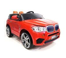 Детский электромобиль RiverToys BMW E002KX Red
