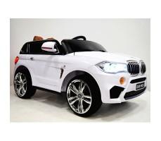 Детский электромобиль RiverToys BMW E002KX White