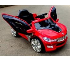 Электромобиль BMW O002OO Red (р/у)