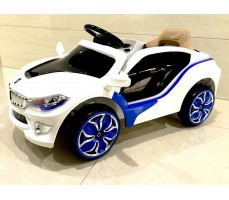 Фото электромобиля RiverToys BMW O002OO вид сбоку