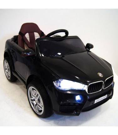 Детский электромобиль RiverToys BMW O006OO Black | Купить, цена, отзывы